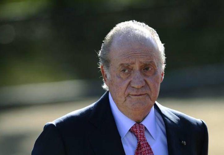 Este martes se cumple el primer aniversario de la abdicación del rey Juan Carlos. (Archivo/AP)