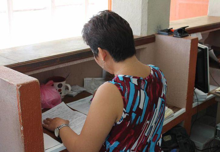 Entre el 10 y 15 de diciembre se depositará el dinero a los empleados. (Paloma Wong/SIPSE)