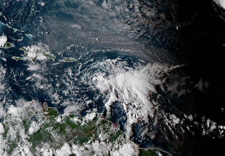 Se espera que la tormenta mantenga su dirección durante dos días más (Redacción/SIPSE)