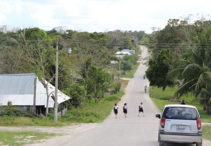 El gobierno campechano se ha negado a cumplir con el pago de sus tierras, 'pasándole la bolita'. (Carlos Castillo/SIPSE)
