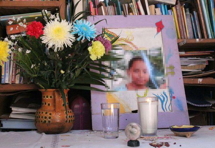 Se estará monitoreando el caso pues la mamá, tiene dos menores más a su cargo. (Foto: Daniel Pacheco/SIPSE).