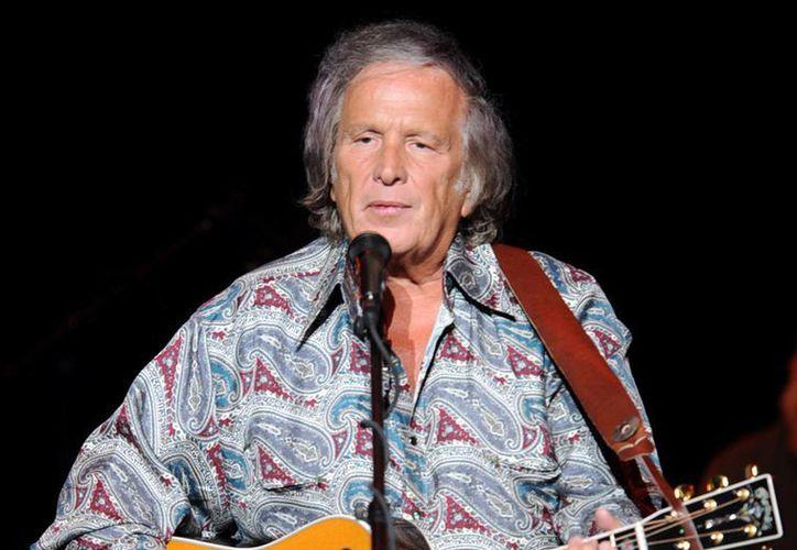 American Pie, de Don McLean,, fue objeto de una subasta millonaria este lunes. En la foto el cantautor aparece durante un evento en Las Vegas, en 2012. (Foto: AP)