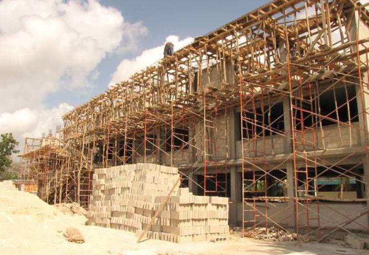 Las escuelas que se construirán este año en el Estado se encuentran en Cancún. (Archivo/SIPSE)