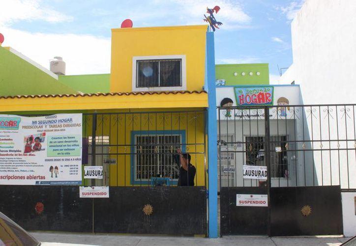 Se tienen registradas con licencia de funcionamiento de manera regular a 30 guarderías. (Daniel Pacheco/ SIPSE)