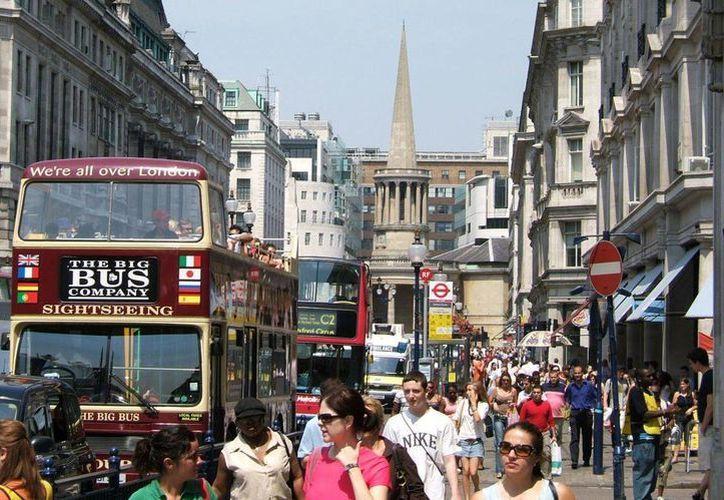 Londres presenta una baja tasa de natalidad. (fromlondonsuburbs.com)