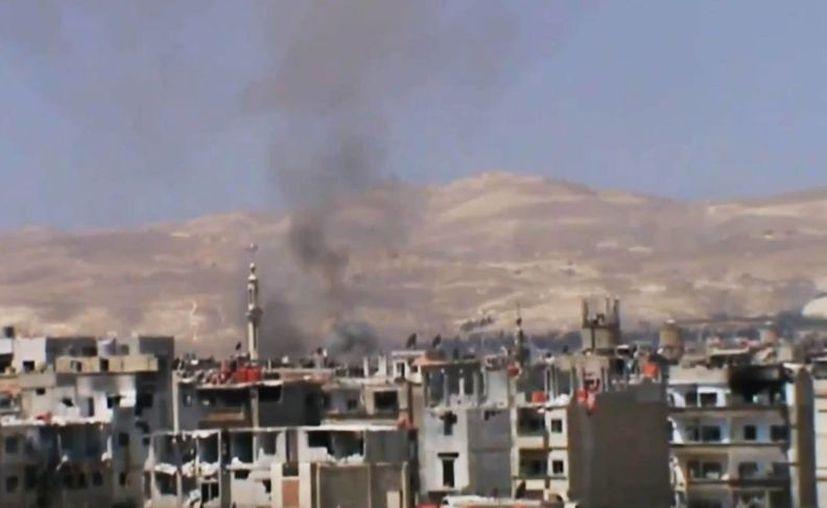 En los últimos meses el Gobierno ha reforzado su control sobre las provincias centrales de Homs y Damasco. (Agencias)