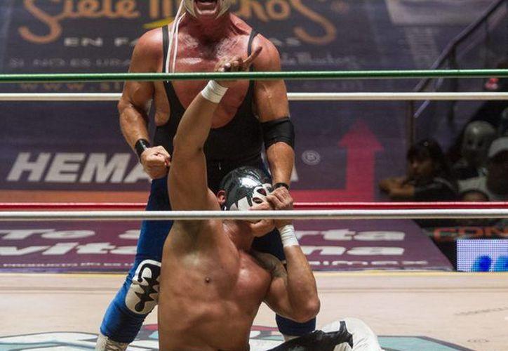 La Arena México, en la tradicional colonia Doctores de la ciudad de México, sigue siendo el escenario por excelencia para la lucha libre mexicana.  Imagen de contexto solo para fines ilustrativos. (Archivo/Notimex)