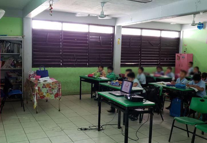 Los profesores serán festejados por la Secretaría de Educación. (Novedades Yucatán)
