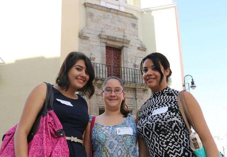 La Uady recibe estudiantes de intercambio de otros estados de México y de diversos países. (SIPSE)