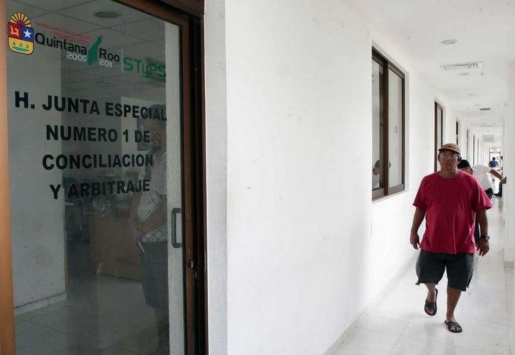 Las Juntas de Conciliación y Arbitraje en Quintana Roo han recuperado más de $249 millones en favor de los trabajadores.  (Cortesía)