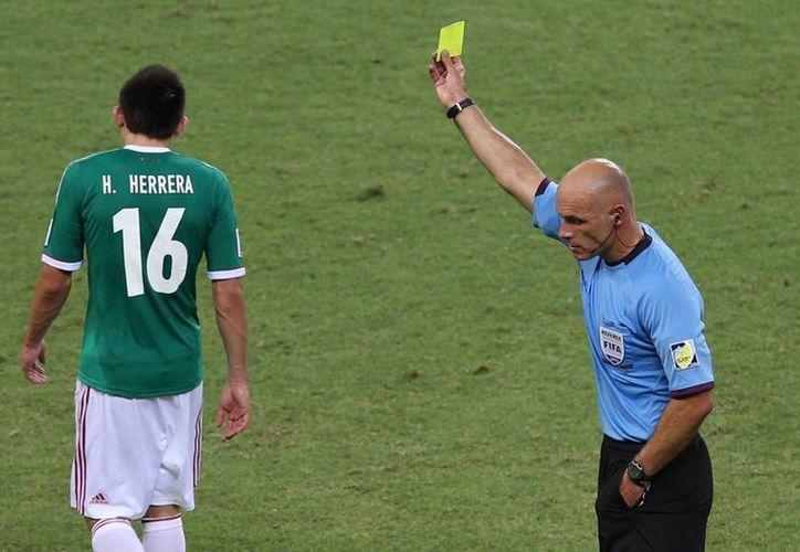 El desempeño de los jugadores mexicanos dejó mucho qué desear en la cancha. (Agencias)
