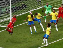 NOTICIÓN: Bélgica elimina 2-1 a Brasil