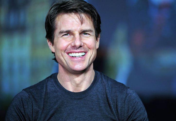 El accidente de Tom Cruise en el set de Misión Imposible 6. (Contexto/Internet).