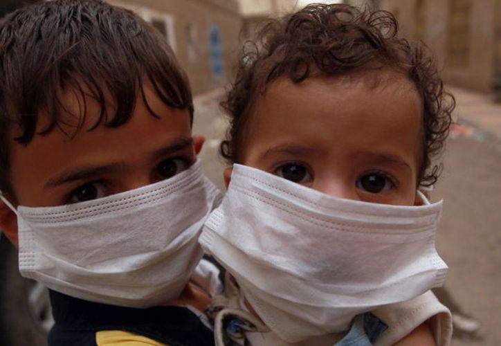 Unos 130 niños o más mueren cada día en Yemen. (Contexto/Internet).