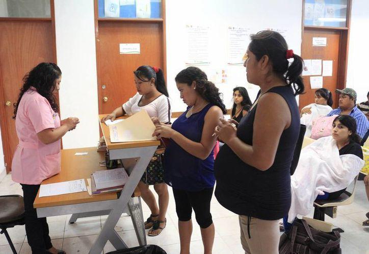 EL Hospital Materno Infantil Morelos ha reportado la atención de  459 menores de 20 años para parto, aborto o cesárea.