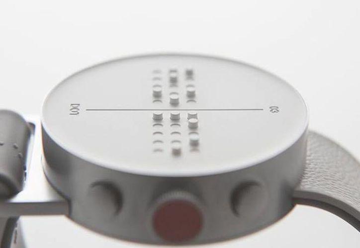 Unas 100 mil unidades del smartwatch Dot serán comercializadas este año y otras 40 mil en el 2018. (dot.com)