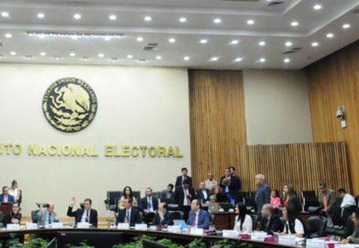 jornada electoral 2018 (Internet)