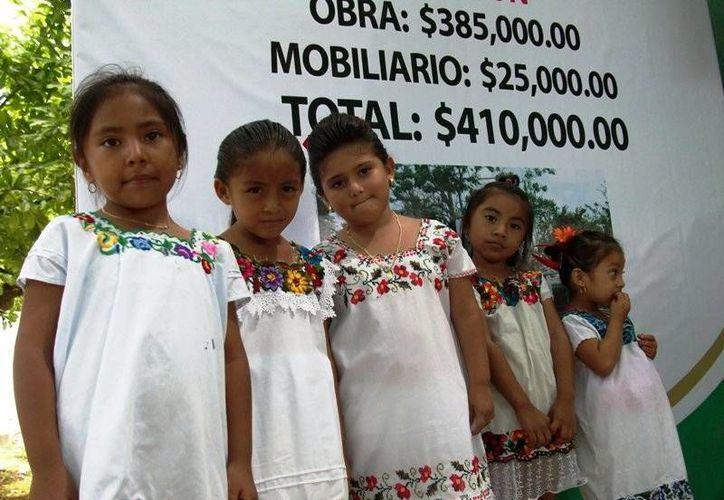 Al regresar de Nueva York, las jóvenes becadas tendrá la oportunidad de apoyar el desarrollo de sus comunidades. (educacion.yucatan.gob.mx)
