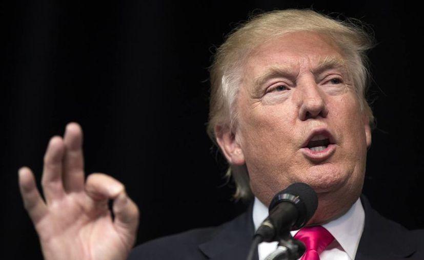 Algunos expertos aseguran que Rusia está impulsando la candidatura de Donald Trump por la presidencia de EU. (AP)