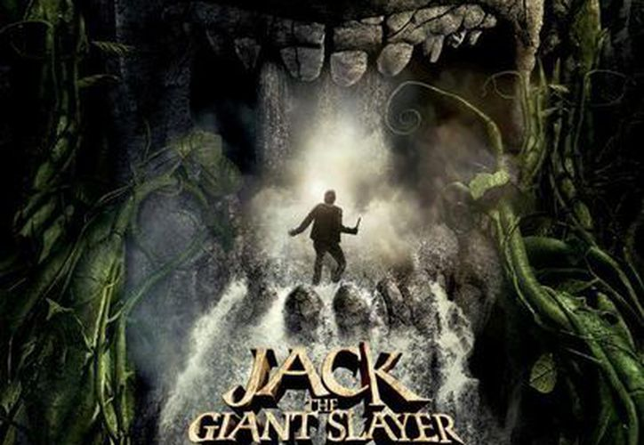 "Poster de la nueva cinta de Warner Bros. Pictures, ""Jack the Giant Slayer"". (oficial)"