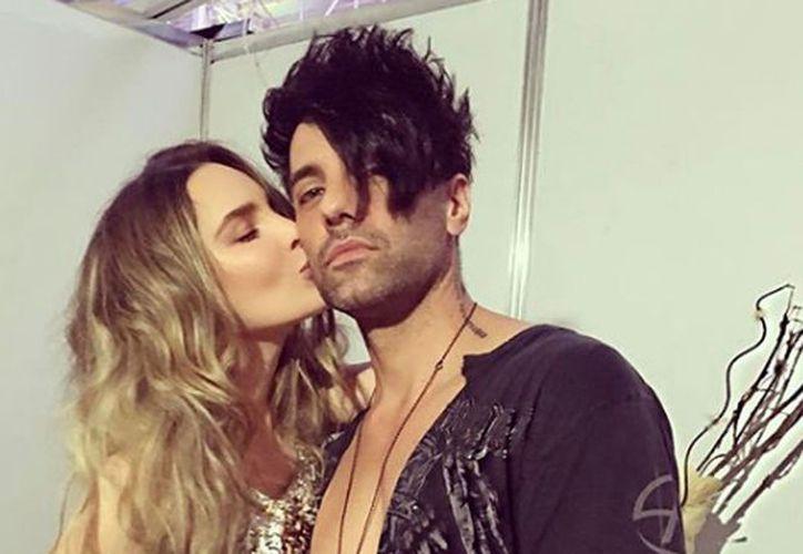 En septiembre pasado, Belinda y Criss Ángel terminaron su relación por una supuesta infidelidad de la actriz. (Foto: Telemundo)