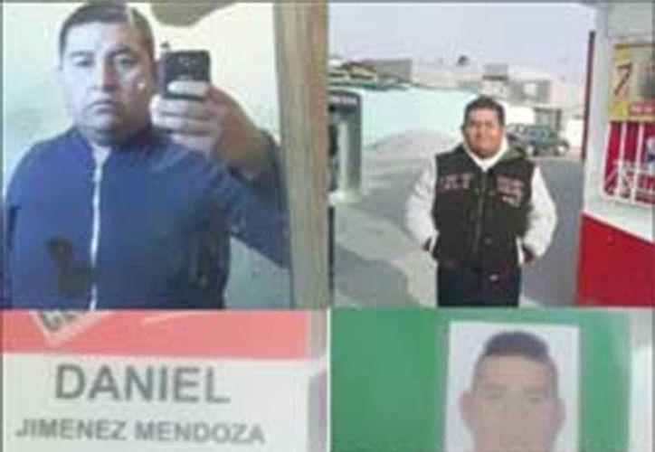 Daniel Jiménez Mendoza es acusado de utilizar el cargo policial de su hermano para delinquir. (Excélsior)