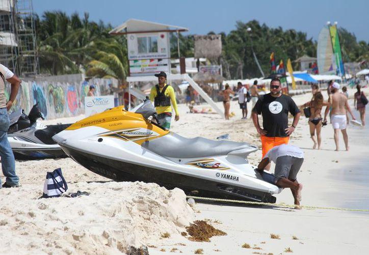 Generarán las autoridades un manejo integral costero en el municipio. (Adrián Barreto/SIPSE)