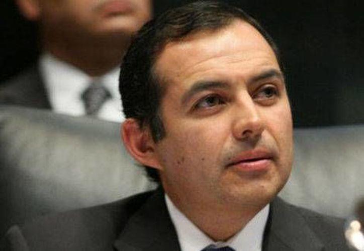 Ernesto Cordero dijo que es necesario que el PAN recupere su función de contrapeso político ante el PRI. (Milenio)