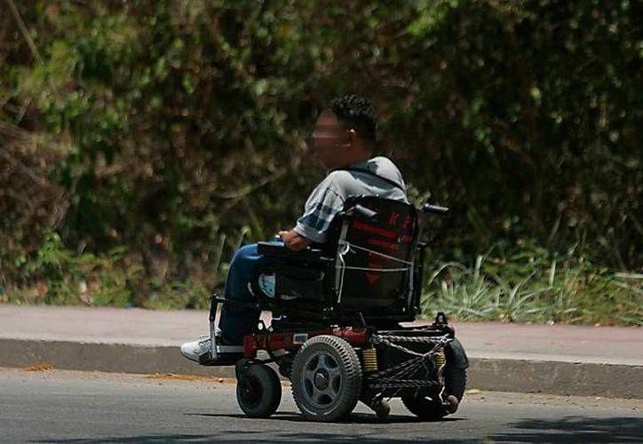 Los discapacitados que quieran emplearse tendrán la oportunidad de hacerlo en una de las vacantes que se ofrecerá en la Feria Nacional de Empleo, en Yucatán. (Archivo/SIPSE)