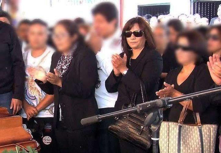 Patricia Grimaldo de la Cruz estuvo casi ocho meses en prisión. (solucionpolitica.net)