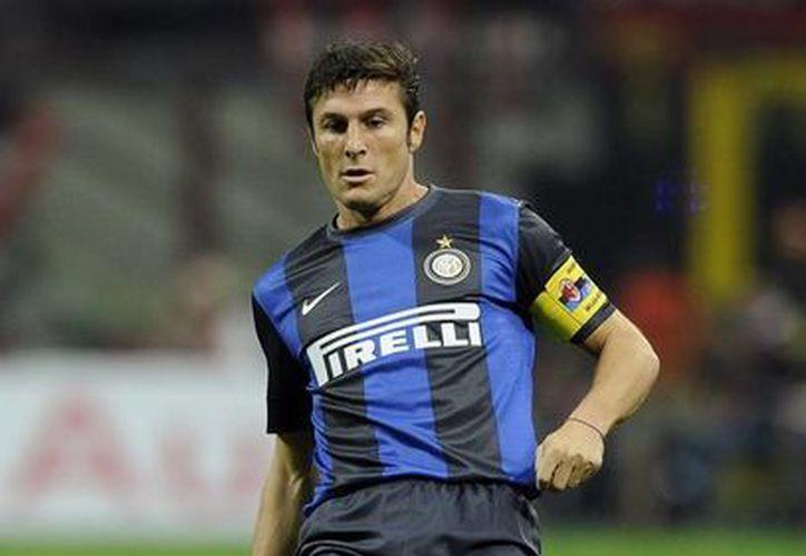 Zanetti ha ganado con el Inter los títulos nacionales y europeos más importantes. (zimbio.com/Archivo)
