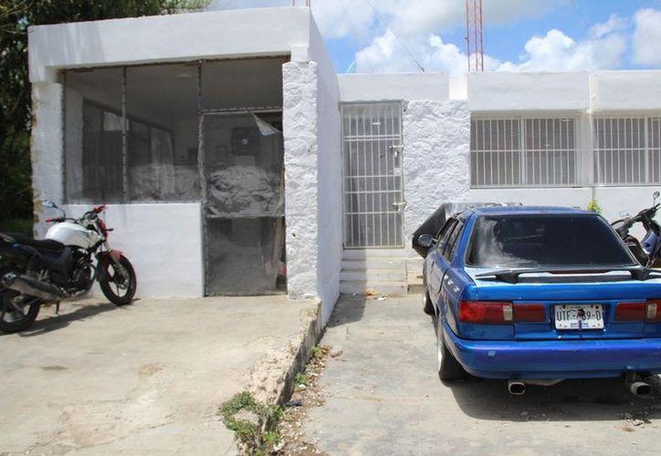 La madre de la menor denuncia que las autoridades no le dieron seguimiento al caso de su hija, quien fue golpeada en una escuela de la comunidad de Allende. (Carlos Castillo/SIPSE)