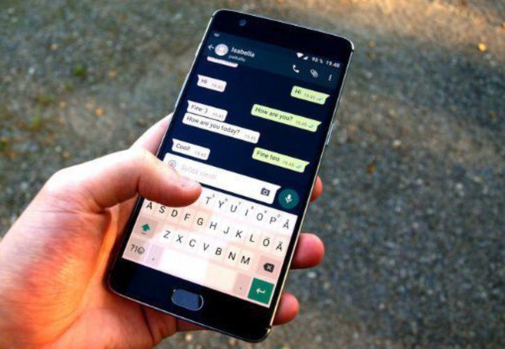 Los usuarios de Android tienen 68 minutos para borrar mensajes en WhatsApp. (Computer Hoy)