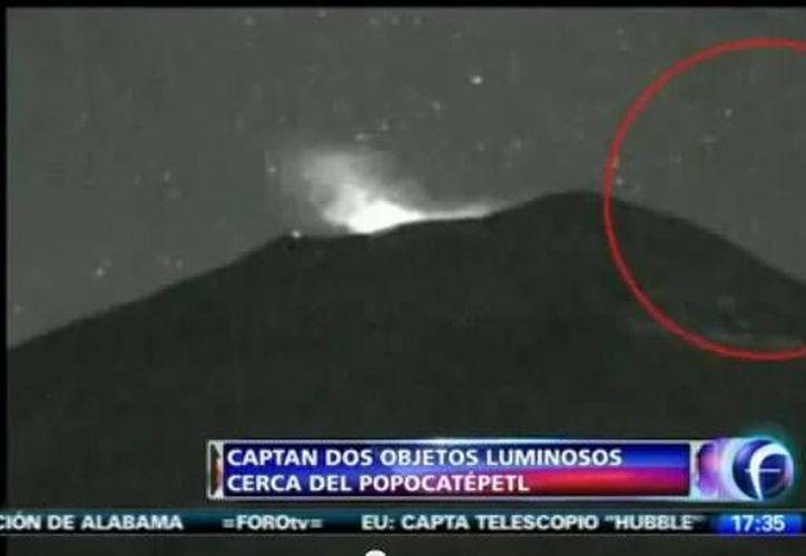 No se ha dado una versión oficial y científica acerca del avistamiento del objeto. (YouTube)