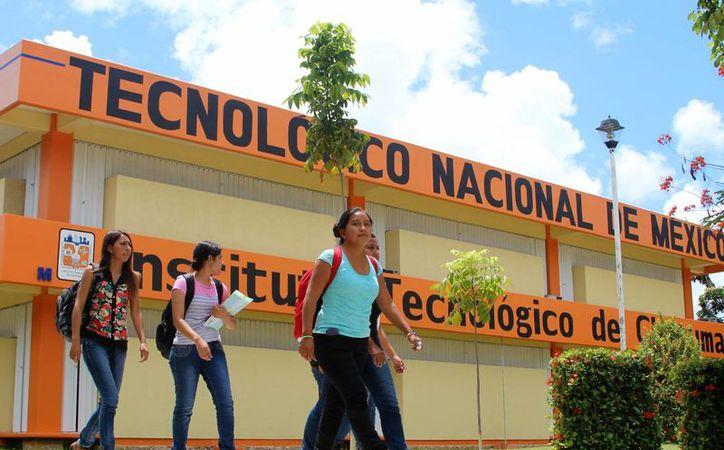 El Instituto Tecnológico de Chetumal celebra este mes su aniversario número 41. (Carlos Horta/SIPSE)