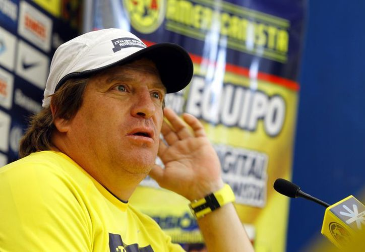 """Herrera calificó de """"payaso"""" al árbitro Ricardo Arellano Nieves. (Foto: Agencias)"""