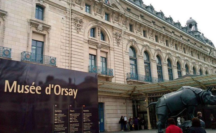 La exposición sobre Donatien-Alphonse-Francois, mejor conocido como el marqués de Sade, se realiza en el Museo D'Orsay en Francia. (lasmilmillas.com)