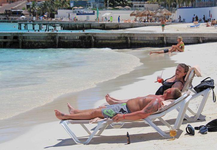 El Caribe mexicano cuenta con centros de hospedaje para todos los bolsillos.  (Fotos: Jesús Tijerina/SIPSE)