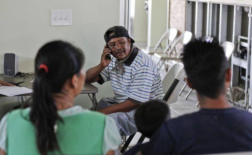 Los migrantes recibieron apoyo de las autoridades en asistencia consular y jurídica. (Notimex/Archivo)