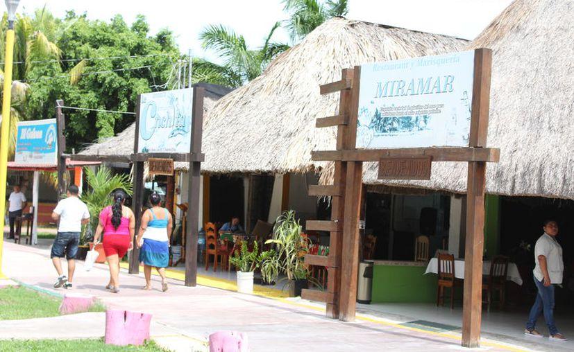 Calderitas se encuentra a tan sólo siete kilómetros de Chetumal, encabeza la lista con mil 272 auxilios requeridos. (Joel Zamora/SIPSE)