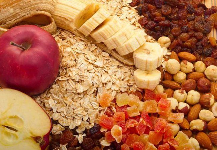 La fibra cumple una misión importante en el buen funcionamiento del tracto digestivo. (Vix).