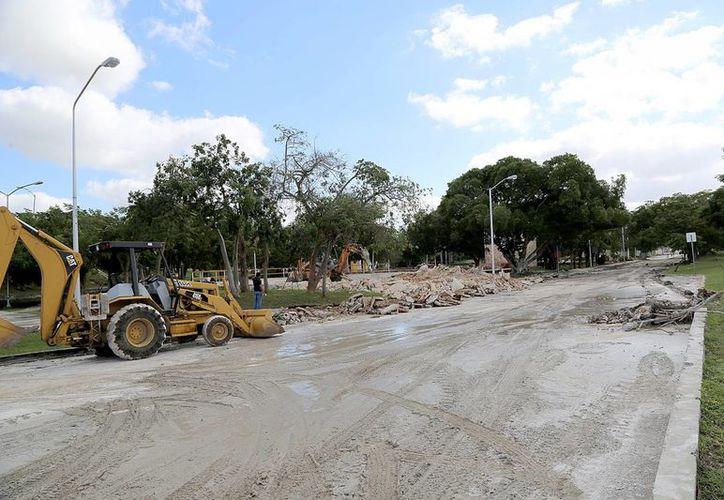 La glorieta se ubicará  frente al Centro Universitario Montejo en la calle 60 norte. (Milenio Novedades)