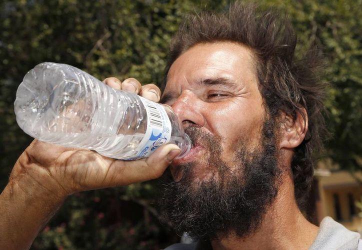 El domingo el calor castigó al menos a cuatro ciudades del estado de Arizona, en Estados Unidos. (AP)