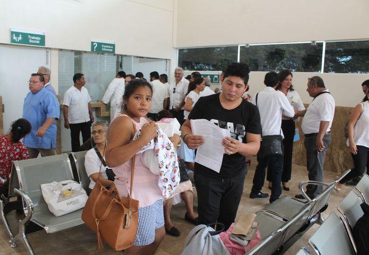 La delegación del IMSS en Quintana Roo se ubica entre las 10 que más recaudan a nivel nacional. (Daniel Tejada/SIPSE)