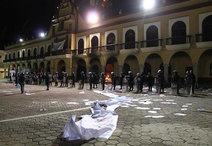 Dos personas fueron asesinadas por gente de Tepehuaca,municipio de Chichiquila, tras rescatar a dos niños secuestrados. (Imagen de contexto/gacetamexicana.com)
