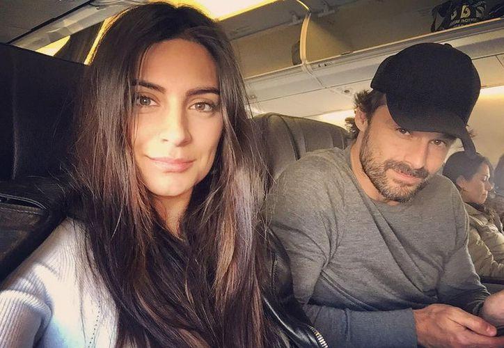 Los dos enamorados se han visto obligados a pasar todo tipo de ocasiones especiales separados debido a sus agendas. (Instagram)