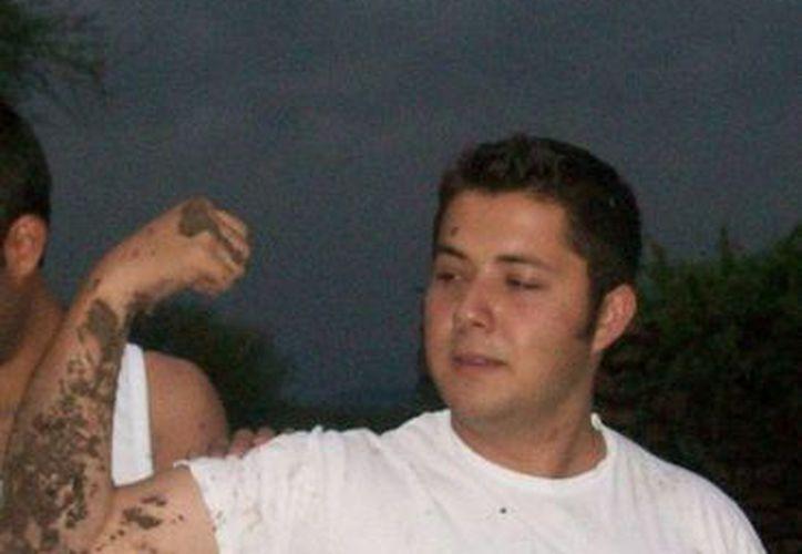 El joven Luis Mariscal López, agredido en agosto pasado por los jugadores de Necaxa Luis Antonio Gorocito y Alejandro Molina Núñez, falleció este martes, como consecuencia de las secuelas que le provocó la agresión. (Facebook)