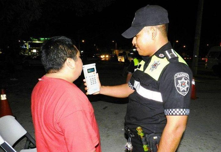 75 de los accidentes que han sucedido en la ciudad en lo que va del año se debe a personas bajo el efecto del alcohol. (Foto: Redacción)