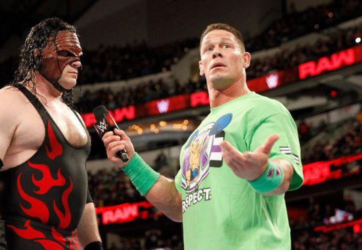Jacobs se defendió y afirmó que de ganar las elecciones, sólo se centraría en su trabajo como alcalde. (WWE)
