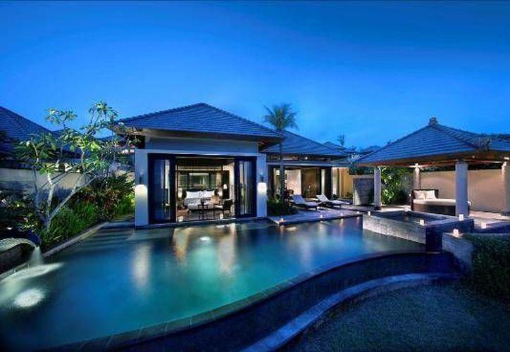 El estilo de la empresa singapurense Banyan Tree, se verá en Cancún como una nueva propuesta hotelera. (Contexto/Internet)